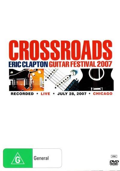 Eric Clapton - Crossroads Guitar Festival 2007 (2 Disc Set) on  image