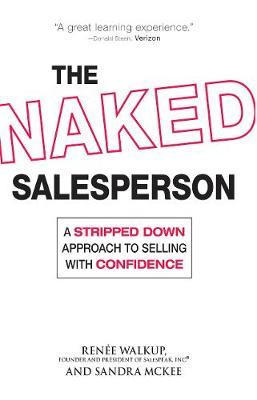 The Naked Salesperson by Renee Walkup image