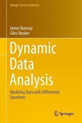 Dynamic Data Analysis by James Ramsay