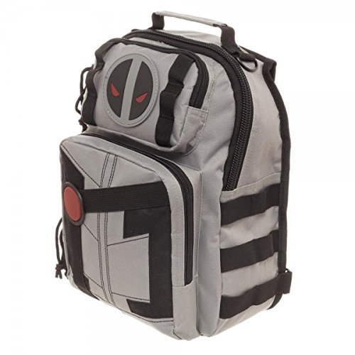 Deadpool X-Force Inspired Sling Bag image