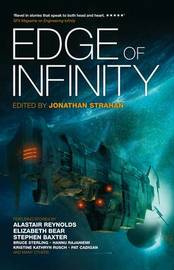Edge of Infiinity: Fourteen New Short Stories by Peter F Hamilton
