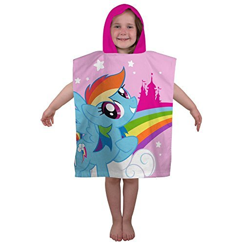 My Little Pony Hooded Poncho image