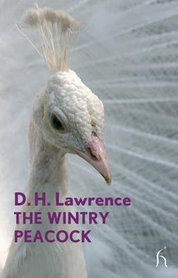 Wintry Peacock by D.H. Lawrence image