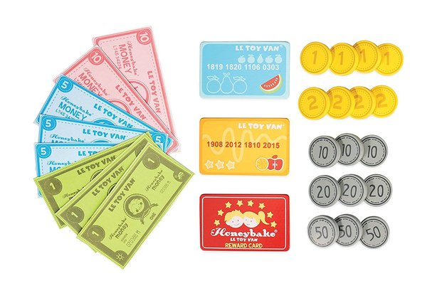 Le Toy Van: Honeybake - Play Money Set