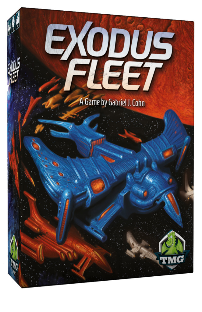 Exodus Fleet - Board Game image