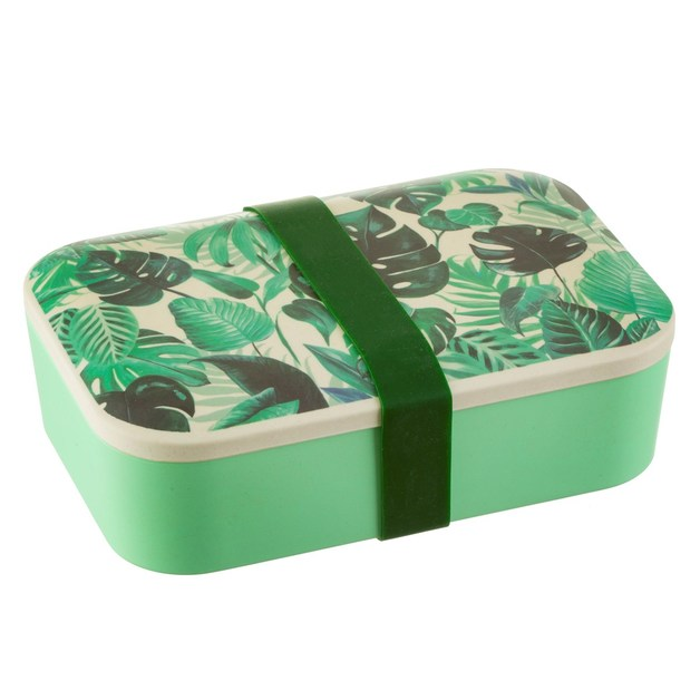 Sass & Belle: Botanical Jungle Bamboo Lunch Box