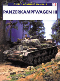 Panzerkampfwagen III by Jerry Scutts