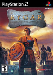 Rygar: The Legendary Adventure for PS2