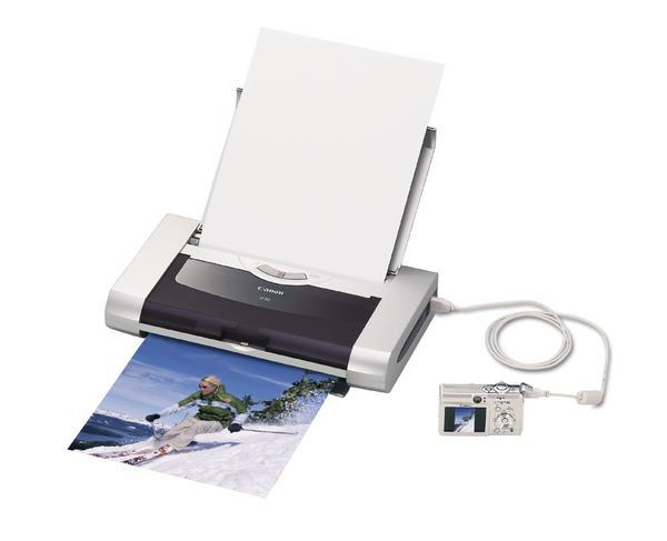Canon Printer Bubble Jet Portable PIXMA iP90