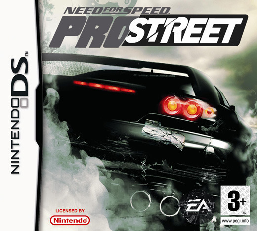 Need for Speed ProStreet for Nintendo DS