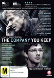 The Company You Keep on DVD