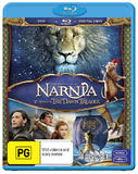The Chronicles of Narnia: Voyage of the Dawn Treader: Blu-ray + DVD + Digital Copy on DVD, Blu-ray, DC