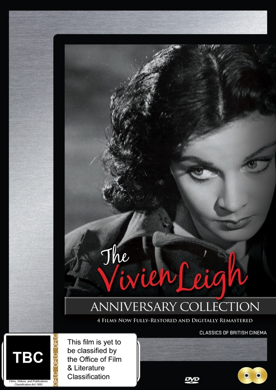 Vivien Leigh - Anniversary Collection on DVD