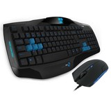 E-Blue EKM812BK Cobra Gaming keyboard + Mouse for PC Games
