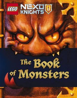 LEGO Nexo Knights: Book of Monsters by Ameet Studio