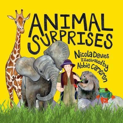 Animal Surprises by Nicola Davies