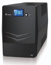600VA/360W Delta VX Series Line Interactive UPS (Tower)
