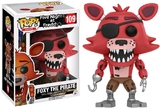 Five Nights at Freddy's - Foxy the Pirate Pop! Vinyl Figure