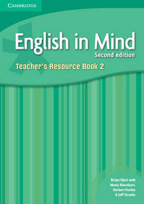English in Mind Level 2 Teacher's Resource Book by Brian Hart