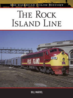 The Rock Island Line by Bill Marvel image