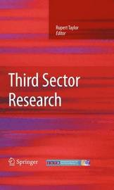 Third Sector Research image