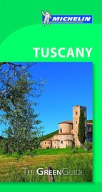 Green Guide Tuscany by Michelin