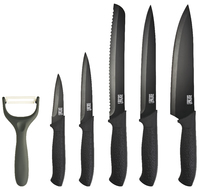 Taylor's Eye Witness 5pc Knife Set & Peeler