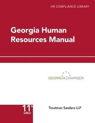 Georgia Human Resources Manual by Seth Ford image
