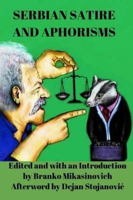 Serbian Satire and Aphorisms by Branislav Brana Crncevic image