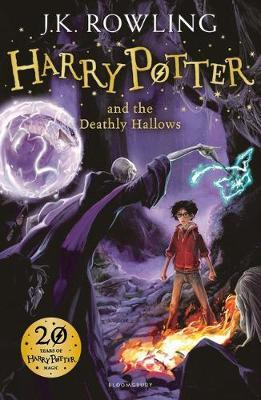 Harry Potter and the Deathly Hallows by J.K. Rowling image