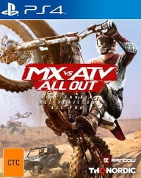 MX vs ATV: All Out for PS4