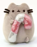 Pusheen the Cat: Candy Cane - Small Plush