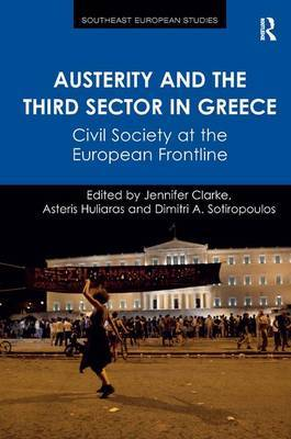 Austerity and the Third Sector in Greece by Jennifer Clarke image