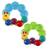Baby Einstein: Caterpillar Rattle And Teether