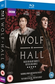 Wolf Hall on Blu-ray
