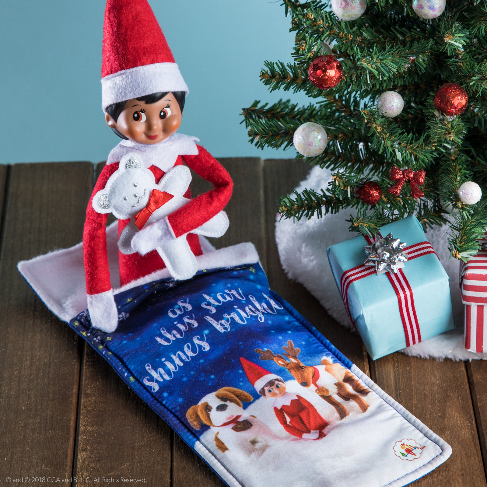 Elf on the Shelf: 2018 Couture - Slumber Set image