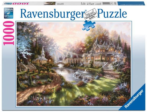 Ravensburger 1000pc Puzzle - In the Morning Light