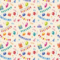 Legami: Wrapping Paper - Happy Birthday