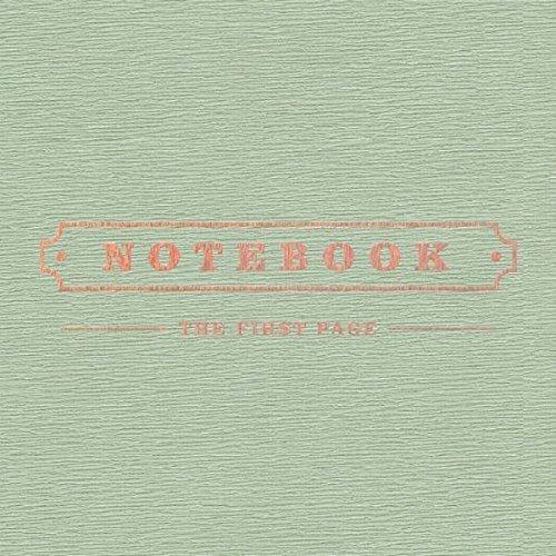 Notebook (1St Mini Album) by PARK KYUNG (BLOCK B)