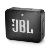 JBL Go 2 Speaker Bluetooth Speaker - Midnight Black