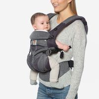 Ergobaby: Omni 360 - Cool Air Mesh All-In-One Baby Carrier (Classic Weave) image
