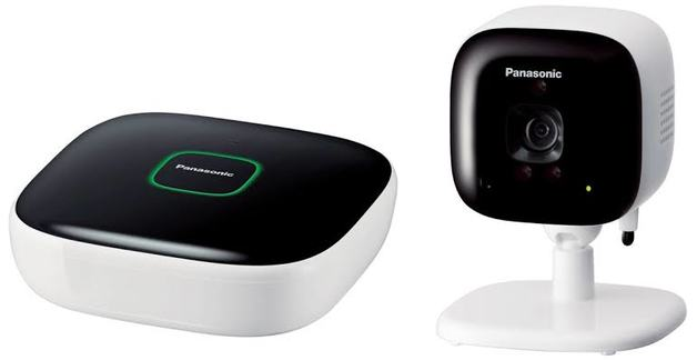Panasonic Smart Home Indoor Home Security Monitoring Kit