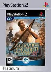 Medal of Honor: Rising Sun Platinum for PlayStation 2