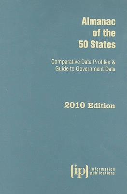 Almanac of the 50 States: Comparative Data Profiles & Guide to Government Data image