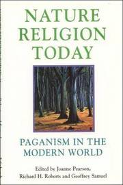 Nature Religion Today by Joanne Pearson