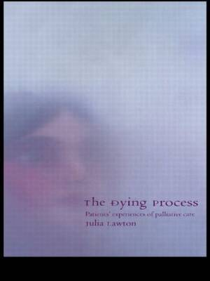 The Dying Process by Julia Lawton image
