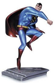 Superman The Animated Series: Man of Steel Statue