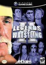 Legends of Wrestling II for GameCube