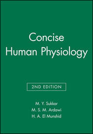 Concise Human Physiology by M.Y. Sukkar image