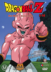 Dragon Ball Z 5.14 - Kid Buu - Saiyan Pride on DVD